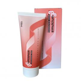 Inpa Gandour Simulcium G3 Κρέμα Σώματος για Πρόληψη & Αντιμετώπιση Ραγάδων 100ml