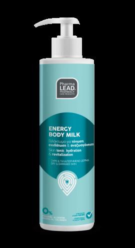 PharmaLead  Energy Body Milk 250ml