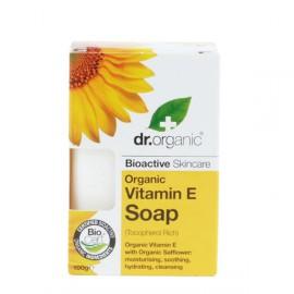 DR.ORGANIC VITAMIN E SOAP 100GR
