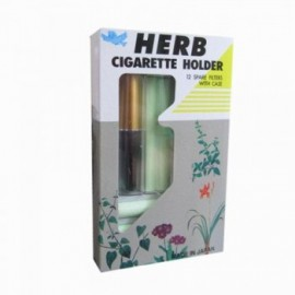 VICAN HERB CIGARETTE HOLDER ΠΙΠΑ ΜΕ 12 ΦΙΛΤΡΑ