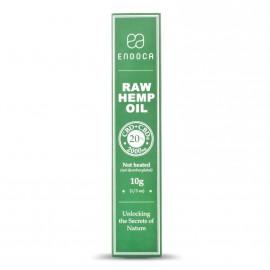 Endoca Raw Hemp oil 20% CBD+CBDa 10ml