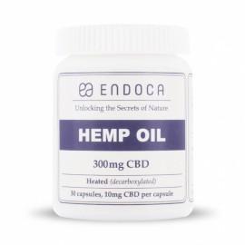 Endoca Hemp oil Capsules 3% CBD 30pieces