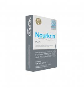 Nourkrin Man for Hair Preservation 60tabs