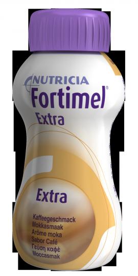 NUTRICIA FORTIMEL EXTRA ΚΑΦΕΣ 4 X 200ML