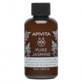 Apivita Mini Αφρόλουτρο Pure Jasmine 75ml