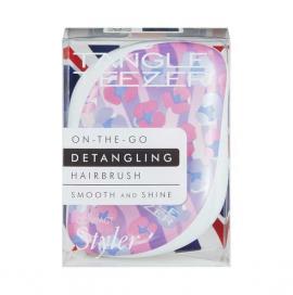 Tangle Teezer Compact Styler Digital Skin Pink-Lilac