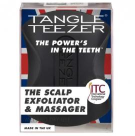 Tangle Teezer The Scalp Exfoliator And Massager Onyx Black 1τμχ