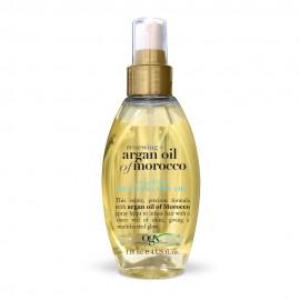 OGX Argan Oil of Morocco Oil Spray Αναδόμησης 118ml
