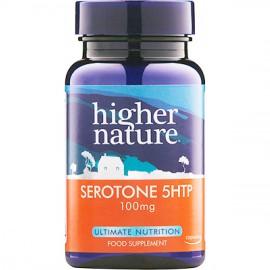 Higher Nature Serotone 5HTP 100mg 90caps