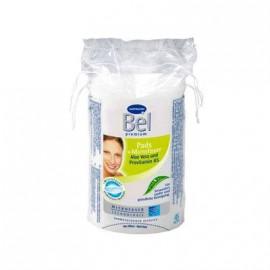 Bel Cosmetic Pads Δίσκοι Ντεμακιγιάζ με μικροίνες & βαμβάκι αλόης και προβιταμίνης Β5 45τμχ