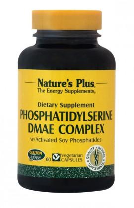NATURES PLUS Phosphatidyl Serine DMAE Complex 60vcaps