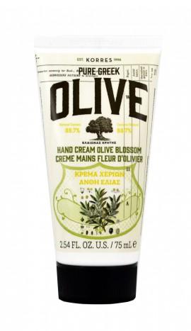KORRES Pure Greek Olive Κρέμα Χεριών Άνθη Ελιάς 75ml