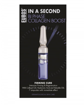 Eubos in a Second bi Phase Collagen Boost 7x2ml