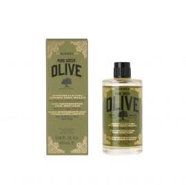 Korres Pure Greek Olive Θρεπτικό Λάδι 3 σε 1 100ml
