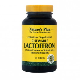 Natures Plus Lactoferon 90 Chewable tablets