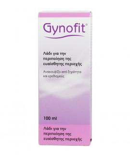 Gynofit Λάδι Περιποίησης της Ευαίσθητης Περιοχής 100ml