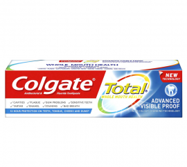 Colgate Total Advanced Visible Proof 75ml