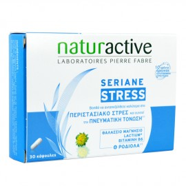 NATURACTIVE Seriane Stress 30 Caps