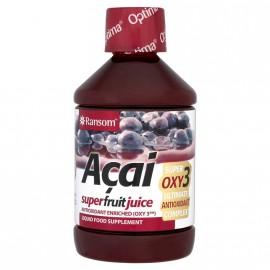 OPTIMA ACAI JUICE WITH Oxy3 500ML
