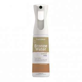 FREZYDERM Bronze Water Color Mist Face & Body 300ml