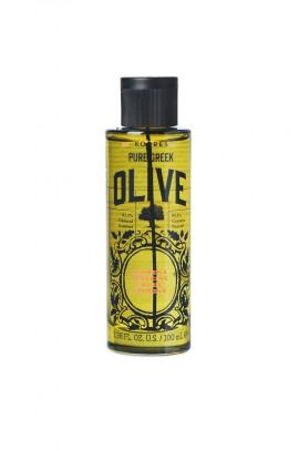 KORRES Pure Greek Olive Αναζωογονητική Κολόνια Άνθη Λουίζας 100ml