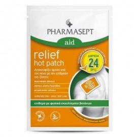 Pharmasept Aid Relief Hot Patch Επίθεμα για τον Πόνο 1τμχ