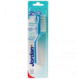 JORDAN Denture Brush Οδοντόβουρτσα για Τεχνητές Οδοντοστοιχίες 1τμχ.