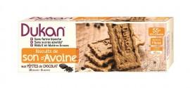 Dukan Μπισκότα βρώμης με κομμάτια σοκολάτας 225gr