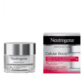 Neutrogena Cellular Boost De-Ageing Night Renew SPF20 Αντιγηραντική Κρέμα Νυκτός Προσώπου 50ml