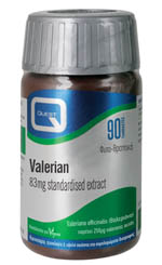 QUEST VALERIAN 83mg 90TABS
