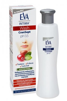 Eva Intima CranSept Wash pH3.5 250ml