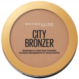 Maybelline City Bronzer Bronzer & Contour Powder 300 Deep Cool 8g