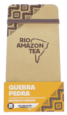 Rio Amazon Quebra Pedra Tea 20 Teabags