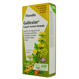 Power Health Floradix Gallexier Liquid 250ml