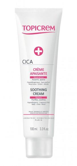Topicrem CICA Repair Soothing Cream 100ml