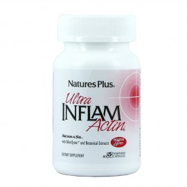 Natures Plus Ultra Inflam Actin 60caps