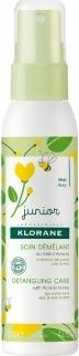 Klorane Klorane Junior Detangling Care Spray Μαλακτικό Σπρέι Μαλλιών με Μέλι Ακακίας, 125ml
