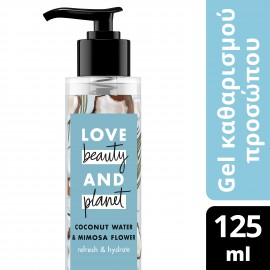 Love Beauty and Planet FACE CLEANSER COCONUT 125ML