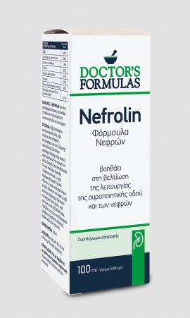 Doctors Formulas Nefrolin - Φόρμουλα Νεφρών 100ml