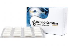 Viogenesis ACETYL-L-CARNITINE 350mg 60caps