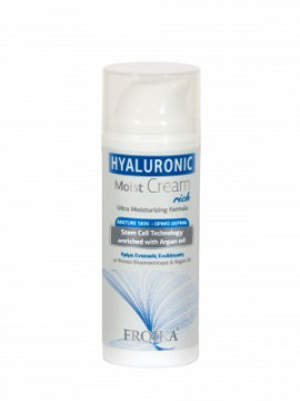 FROIKA Hyaluronic Moist Cream Rich 50ml