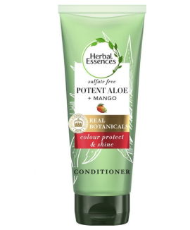 Herbal Essences Pure Potent Aloe + Mango Conditioner 180ml