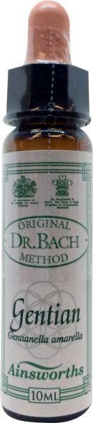 DR.BACH Ainsworths Gentian 10ml