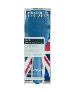 Tangle Teezer The Wet Detangler Hairbrush Large Size Navy-Blue