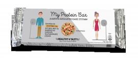Power Health Healthy & Tasty My Protein Bar με Γεύση Pizza 40gr
