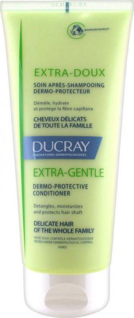 Ducray Extra Doux Soin Apres Shampooing Dermo Protecteur 200ml