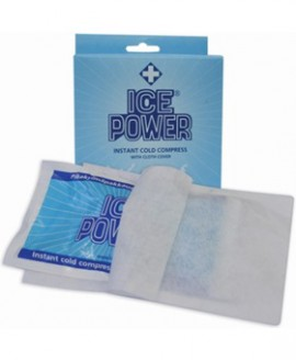Ice Power Instant Cold Compress Κρύα Κομπρέσα 14x25cm