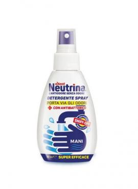 Exent Neutridina Spray Detergente αντιβακτηριακό spray χεριών 80ml