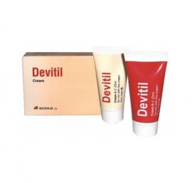 Medimar Devitil Cream White tude 25ml+Red tube 25ml