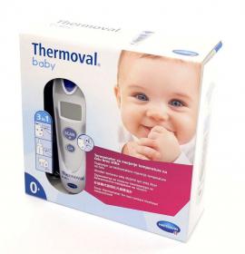 Hartmann Thermoval Baby θερμόμετρο μετώπου 3in1 1τμχ (925094)